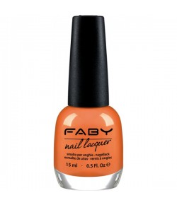 Faby Nagellack Summer Collection Italian Holidays 15 ml