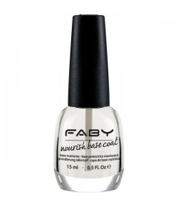 Faby Nourish Base Coat 15 ml