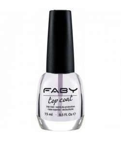 Faby Top Coat 15 ml