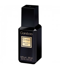 Gainsboro G-man Aftershave Lotion 100 ml