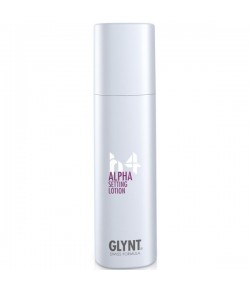 Glynt Alpha Setting Lotion Hold Factor 4 200 ml