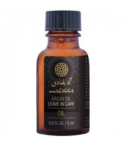 Gold of Morocco Argan Oil Leave In Care Haar-Öl normal 5 ml