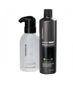 Goldwell Color Men Reshade Set - Entwicklerlotion + Applikatorflasche