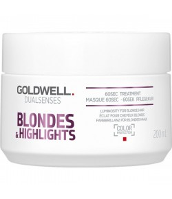 Goldwell Dualsenses Blondes & Highlights 60sec.Treatment