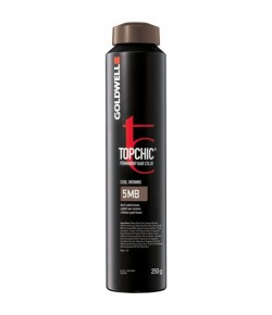 Goldwell Topchic Hair Color 6SB silber braun Depot 250 ml