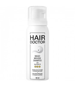 Gratis Zugabe - Hair Doctor Magic Mousse Shampoo With Inca Inchi Oil Mini 50 ml