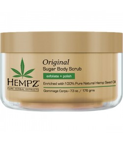 Hempz Original Herbal Sugar Body Scrub 176 g