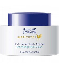 Hildegard Braukmann Institute Anti Falten Halscreme 50 ml
