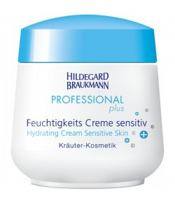 Hildegard Braukmann Professional plus Feuchtigskeits Creme sensitive 50 ml
