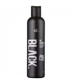ID Hair Black for Men No Dandruff Shampoo 250 ml