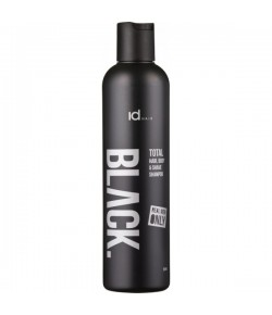 ID Hair Black for Men Total 3 in 1 Shampoo