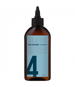 ID Hair Solutions No.4 Tonic Treatment - Haarbehandlung -