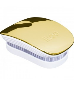 Ikoo Metallic Collection Brush Pocket Haarbürste