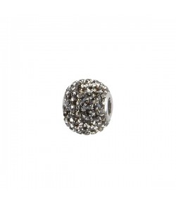 Impala Bead 14mm black diamond