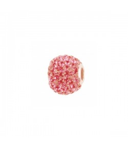 Impala Bead 14mm light rose