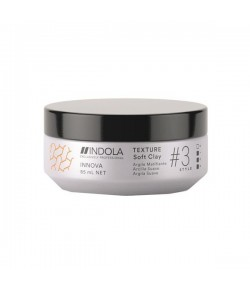 Indola Style Texture Soft Clay 75 ml