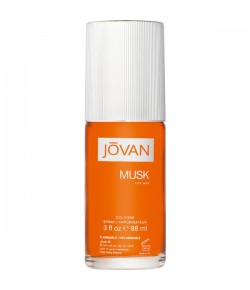 Jovan Musk For Men Eau de Cologne (EdC) 88 ml