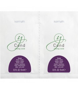 Kemon Yo Cond Violett Conditioner 2 x 15 ml