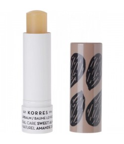 Korres Sweet Almond Oil Lip Balm 5 ml