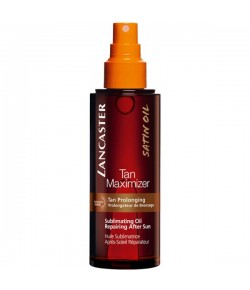 Lancaster Tan Maximizer Sublimating Oil 150 ml