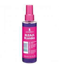 Lee Stafford Bleach Blondes Tone Correcting Conditioning Spray 150 ml