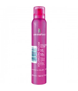 Lee Stafford Double Blow Mousse 200 ml