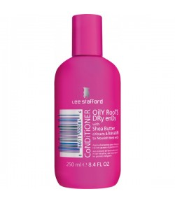 Lee Stafford Oily Hair Dry Ends Conditioner 250 ml