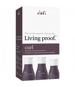 Living proof Curl Travel Kit