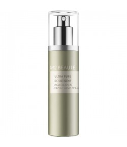 M2Beaute Ultra Pure Solutions Pearl & Gold Facial Nano Spray 75 ml