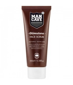Man Cave Olivestone Face Scrub 100 ml
