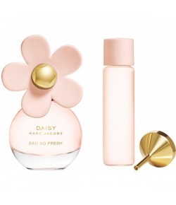 Marc Jacobs Daisy Eau So Fresh Eau de Toilette (EdT) Purse Spray 20 ml + 15 ml Refill