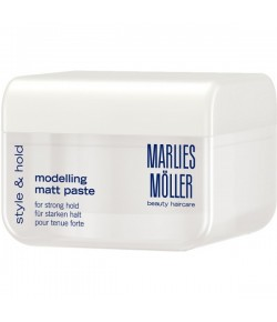 Marlies Möller Style & Hold Modelling Matt Paste 125 ml
