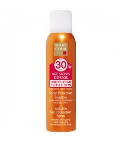 Mary Cohr Spray Protection Invisible SPF 30 150 ml