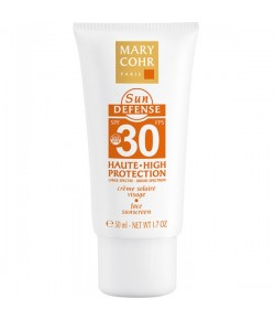 Mary Cohr Sun Defense Visage SPF 30 50 ml