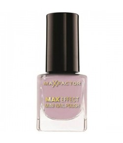 Max Factor Max Effect Mini Nail Polish Nagellack 30 Chilled Lilac 4,5 ml
