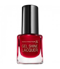 Max Factor Mini Gel Shine Lacquer 50 Radiant Ruby 4,5 ml
