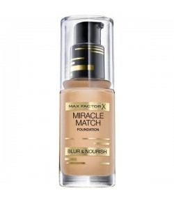 Max Factor Miracle Match Foundation 80 Bronze 30 ml