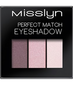 Misslyn Perfect Match Eyeshadow Flirty Ballerina 60 1,2 g
