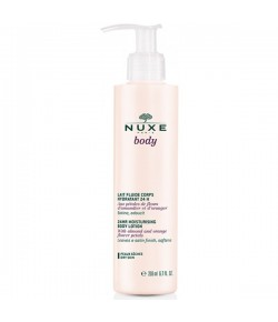 Nuxe Body Lait Fluide Corps Hydratant 24H 200 ml