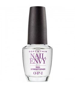 OPI Nail Envy Nail Strengthener Soft & Thin 15 ml