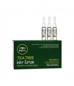 Paul Mitchell Tea Tree Hair Lotion Keravis & Lemon-Sage 12 x 6 ml