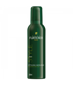 Rene Furterer Style Styling Mousse - Volumen & Halt 200 ml