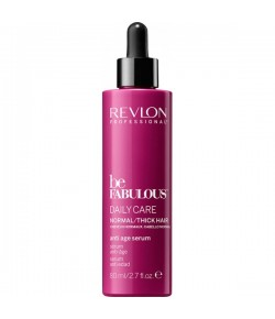 Revlon Be Fabulous Daily Care Normal Hair Anti Age Serum 80 ml