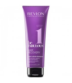 Revlon Be Fabulous Hair Recovery Step 1 Open Cuticle Shampoo 250 ml