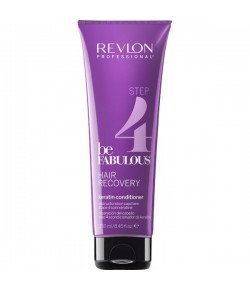 Revlon Be Fabulous Hair Recovery Step 4 Keratin Conditioner 250 ml