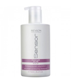Revlon Sensor Volumizer Shampoo 750 ml