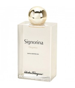 Salvatore Ferragamo Signorina Eleganza Shower Gel - Duschgel 200 ml