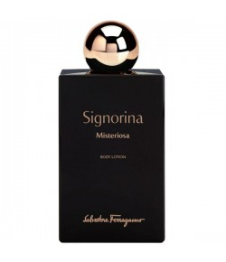 Salvatore Ferragamo Signorina Misteriosa Body Lotion - Körperlotion 200 ml
