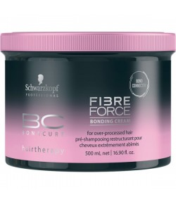 Schwarzkopf BC Bonacure Fibre Force Bonding Cream 500 g