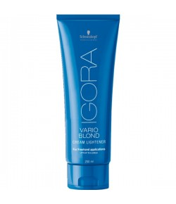 Schwarzkopf Igora Vario Blond Cream Lightener 250 ml